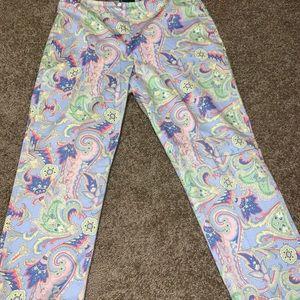 VTG Ralph Lauren Women's Muticolor Pants Sz 12